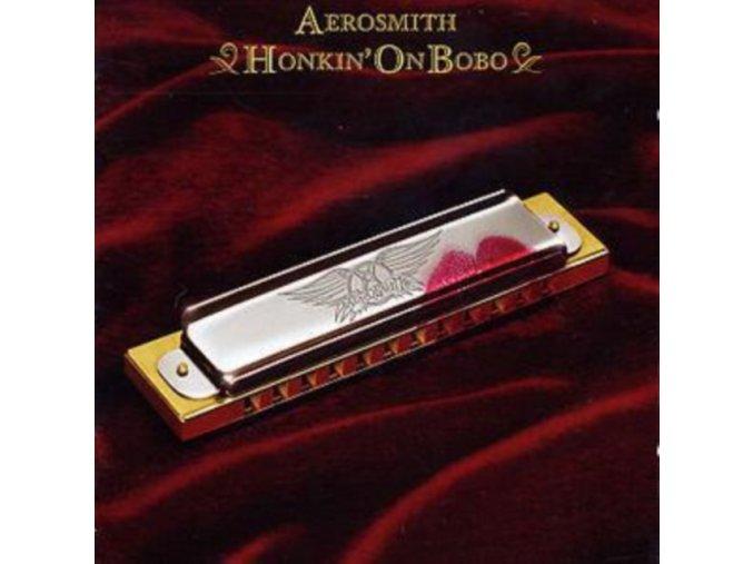 Aerosmith - Honkin On Bobo (Music CD)