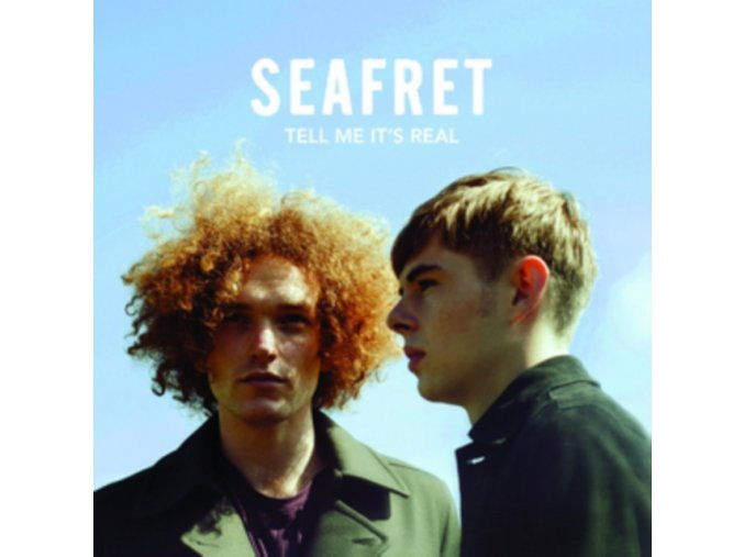 Seafret - Tell Me It's Real (Music CD)