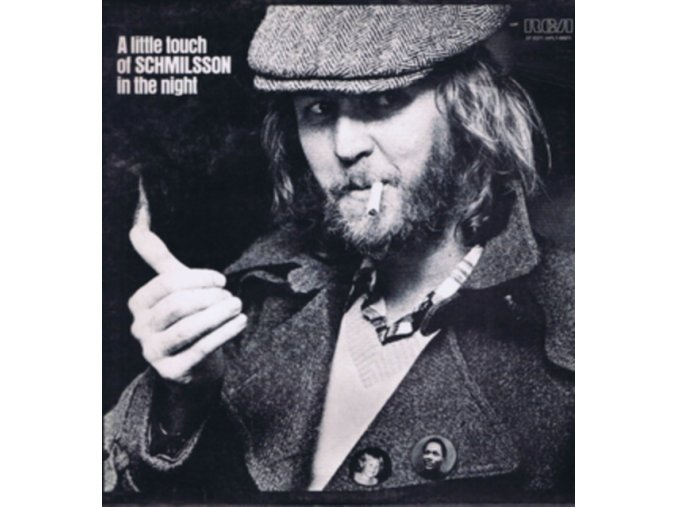 Nilsson - A Little Touch Of Schmilsson In The Night(Inc.6 Bonus Track) (Music CD)