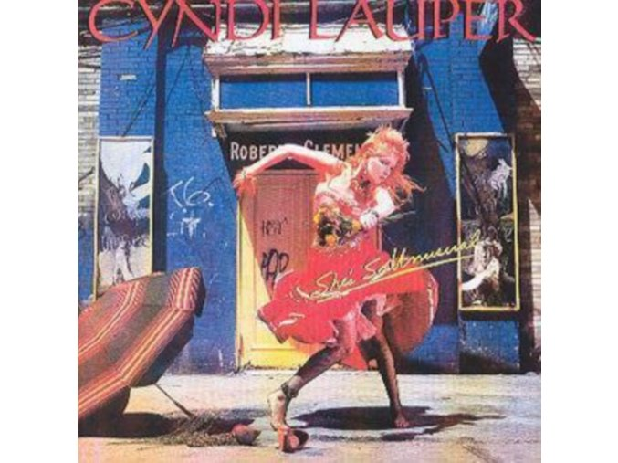 Cyndi Lauper - She's So Unusual [Remastered] (Music CD)