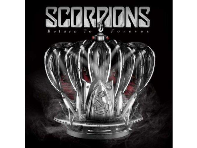 Scorpions - Return To Forever (Music CD)