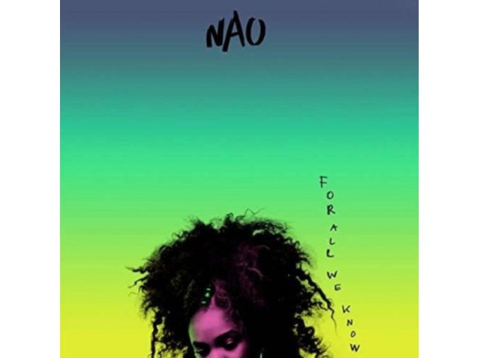 Nao - For All We Know (Music CD)