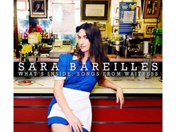 Bareilles - What's Inside: Songs From Waitress (Music CD)