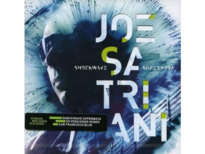 Joe Satriani - Shockwave Supernova (Music CD)