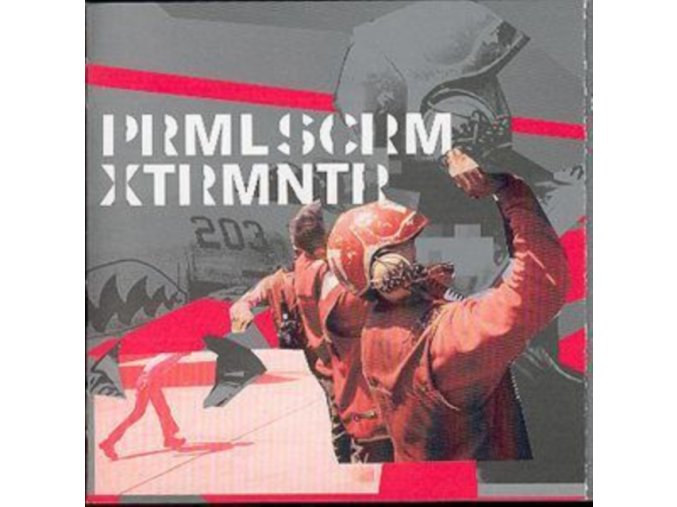 Primal Scream - Xtrmntr (Music CD)