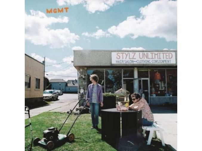 MGMT - MGMT (Music CD)