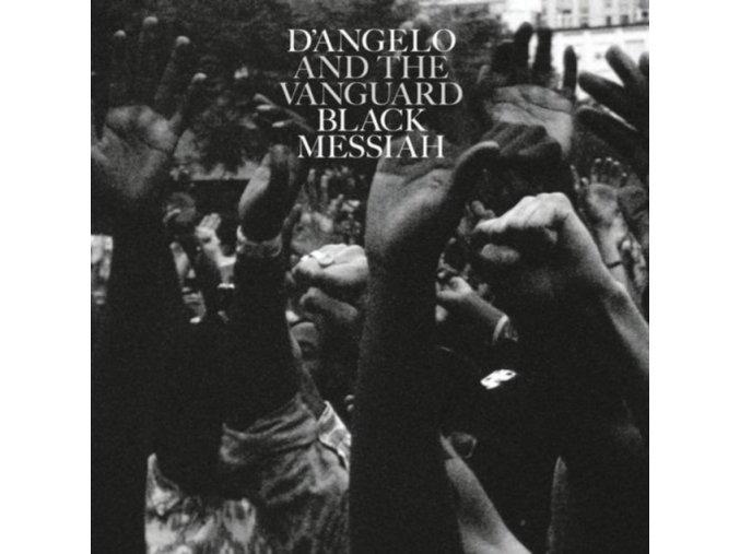 D'Angelo - Black Messiah (Music CD)
