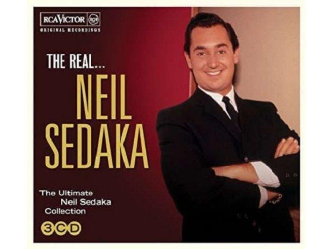 Neil Sedaka - The Real... Neil Sedaka (Music CD)