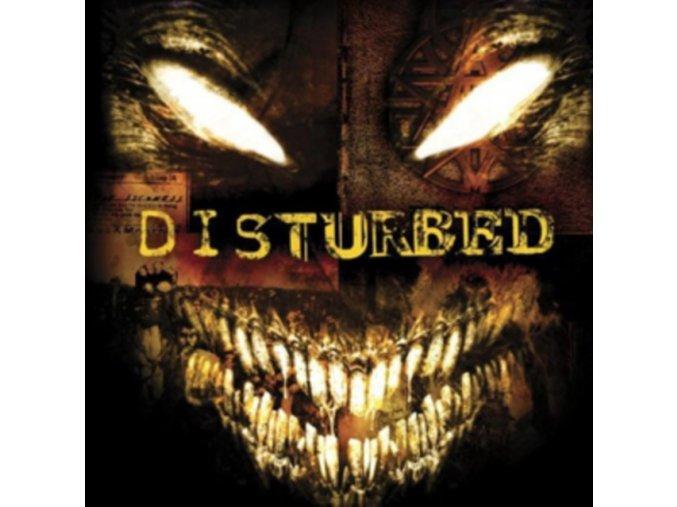 Disturbed - Disturbed (Mini Album) (Music CD)