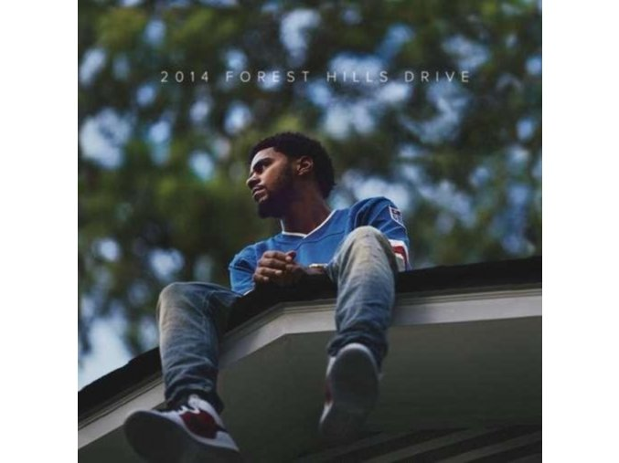 J. Cole - 2014 Forest Hills Drive (Music CD)