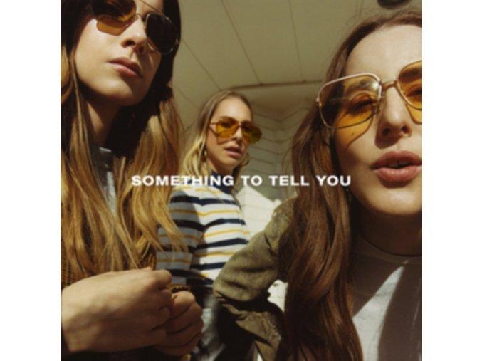 HAIM - Something To Tell You (Music CD)