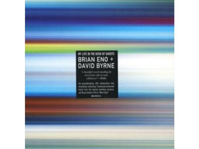Brian Eno - My Life in the Bush of Ghosts (Music CD)