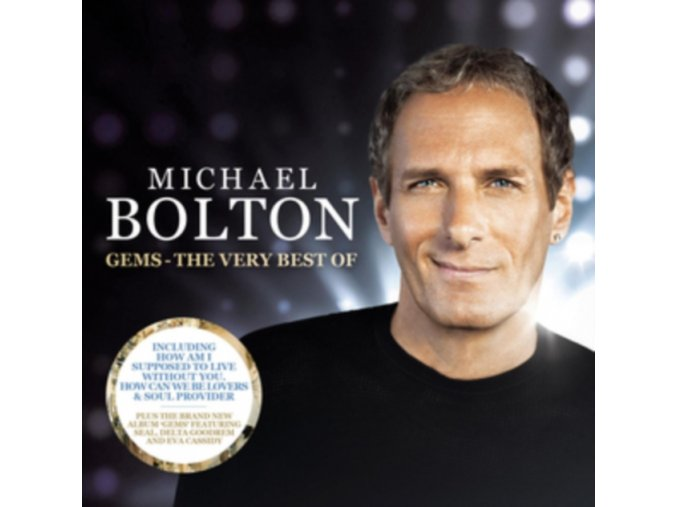Michael Bolton - Gems (The Very Best Of) (Music CD)