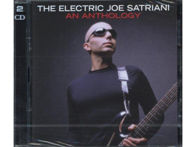 Joe Satriani - Electric Joe Satriani (Music CD)