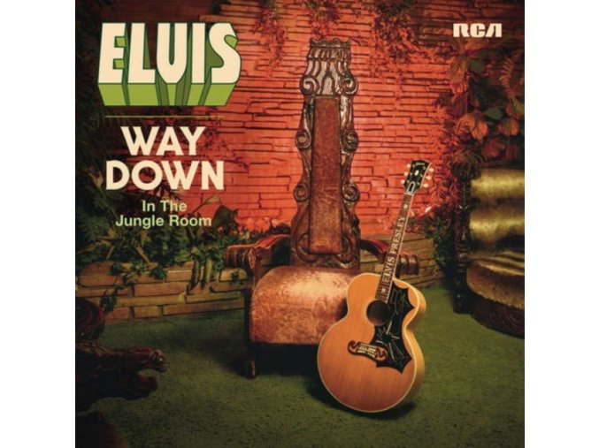 Elvis - Way Down In The Jungle Room (Music CD)