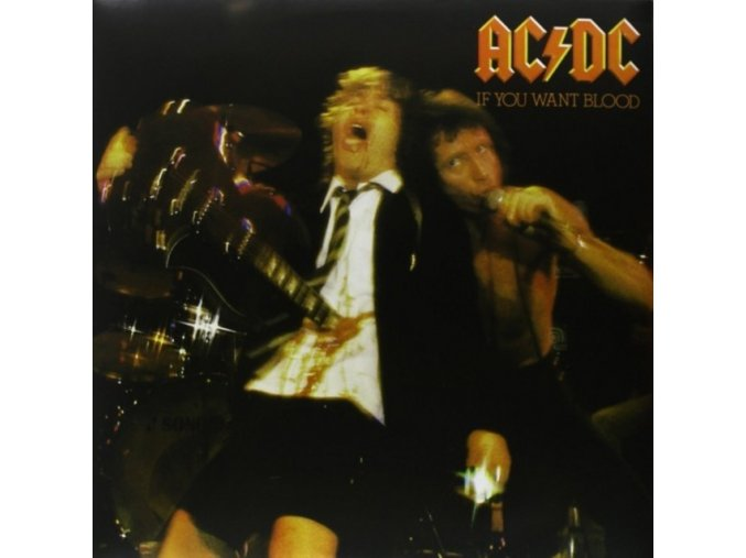 AC/DC - If You Want Blood  Youve Got It (Music CD)
