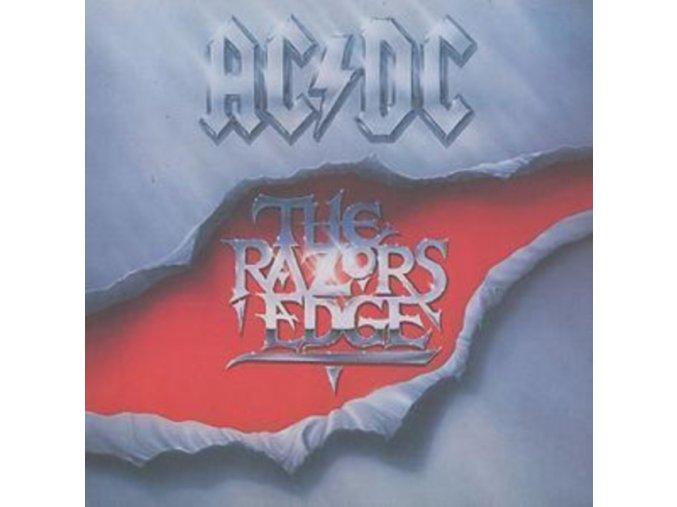 AC/DC - The Razors Edge (Music CD)