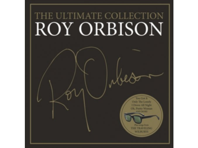 Roy Orbison - Ultimate Collection [Legacy] (Music CD)