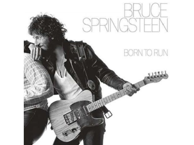 Bruce Springsteen - Born to Run (Music CD)