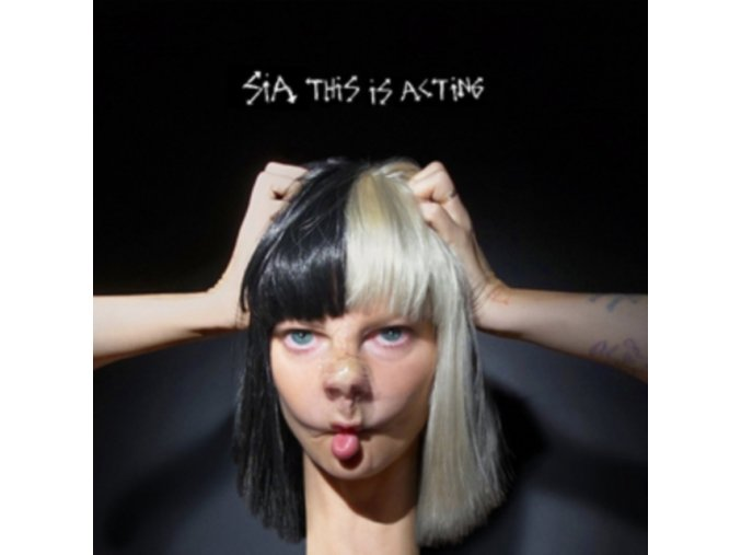 Sia - This Is Acting (Music CD)