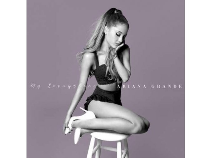 Ariana Grande - My Everything (Deluxe Edition) (Music CD)