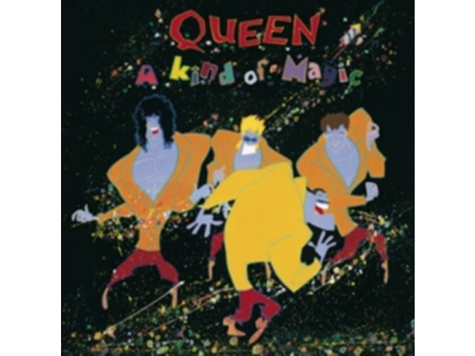 Queen - A Kind Of Magic (2011 Remaster) (Music CD)