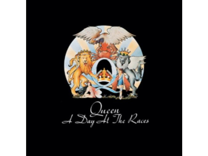 Queen - Day At The Races  A (2011 Remaster) [ECD] (Music CD)
