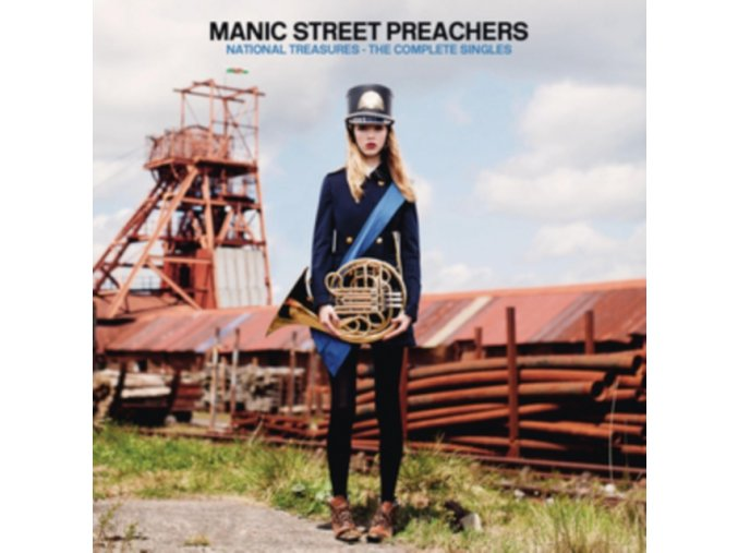 Manic Street Preachers - National Treasures - The Complete Singles (2 CD) (Music CD)