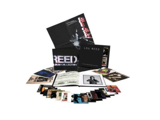 Lou Reed - RCA and Arista Albums Collection (Music CD)
