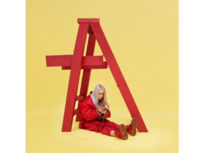 BILLIE EILISH - Dont Smile At Me (CD)
