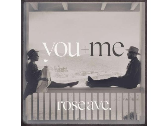 You + Me - Rose Ave. (Music CD)