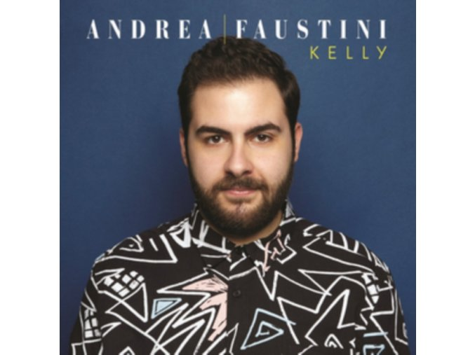 Andrea Faustini - Kelly (Music CD)