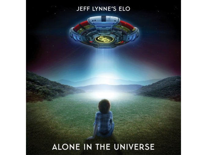 Jeff Lynnes ELO - Alone In The Universe (Digipak) (Music CD)