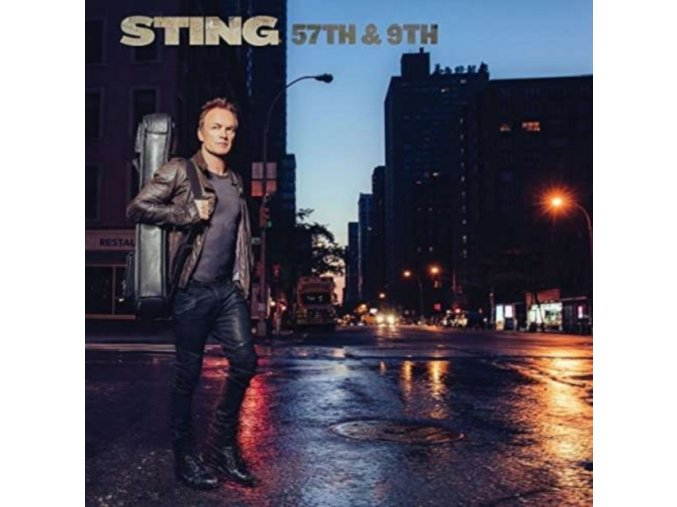 Sting - 57th & 9th (Music CD)