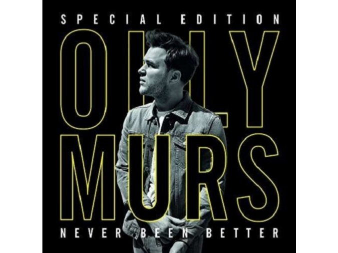 Olly Murs - Never Been Better (Special Edition) (Music CD + DVD)