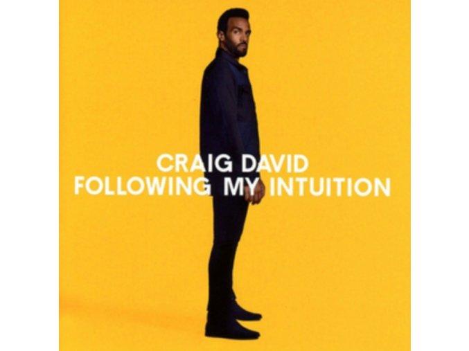 Craig David - Following My Intuition (Music CD)