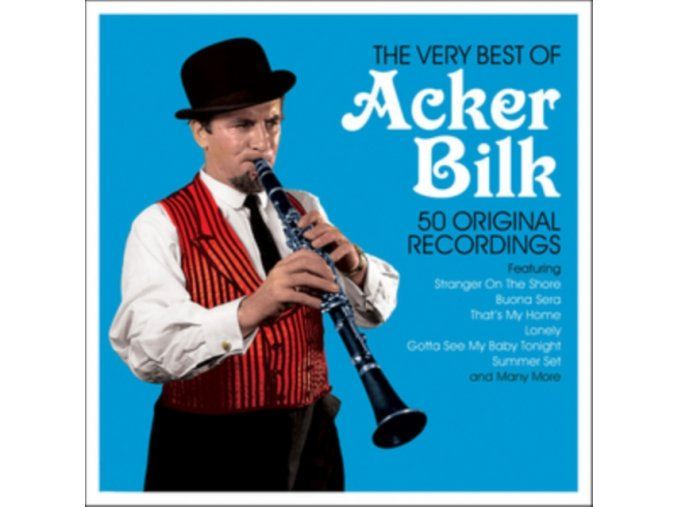 Acker Bilk - The Very Best Of Acker Bilk [Double CD] (Music CD)