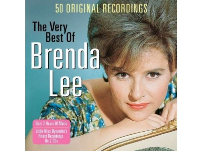Brenda Lee - The Very Best Of Brenda Lee (Music CD)