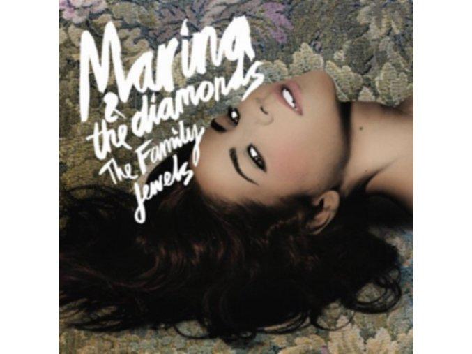 Marina and The Diamonds - Family Jewels (Music CD)