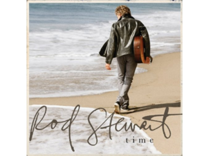 Rod Stewart - Time (Music CD)