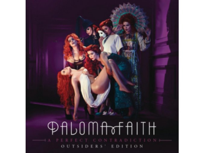 Paloma Faith - A Perfect Contradiction Outsiders' Edition (Music CD)