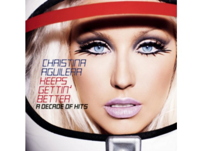 Christina Aguilera - Keeps Gettin Better: A Decade of Hits (Music CD)
