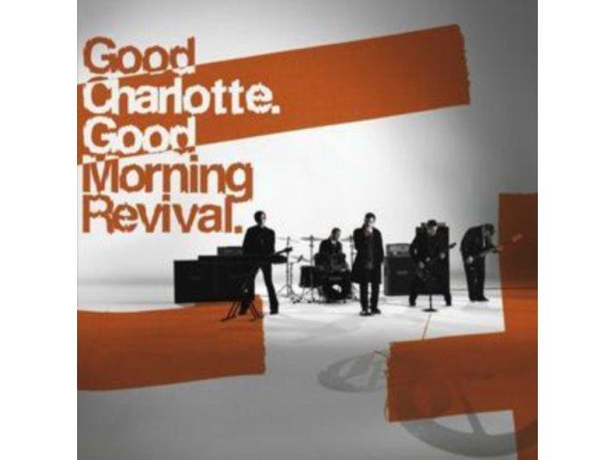 Good Charlotte - Good Morning Revival (Music CD)