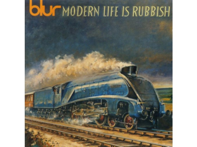 Blur - Modern Life Is Rubbish (Music CD)