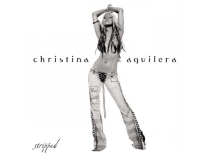 Christina Aguilera - Stripped (Music CD)