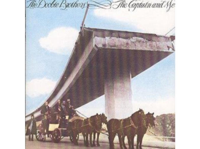 Doobie Brothers - The Captain And Me (Music CD)