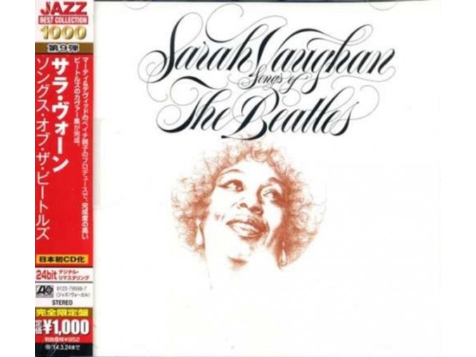 Sarah Vaughan - Songs of the Beatles [Remastered] (Music CD)