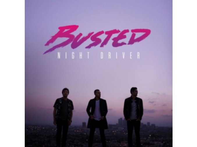 Busted - Night Driver (Music CD)