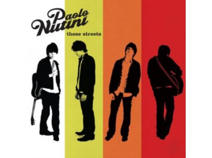 Paolo Nutini - These Streets (Music CD)