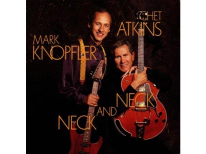 Chet Atkins & Mark Knopfler - Neck And Neck (Music CD)